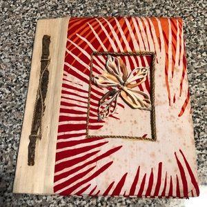 Other - Handmade St Lucia Seashell Photo Album Scrapbook
